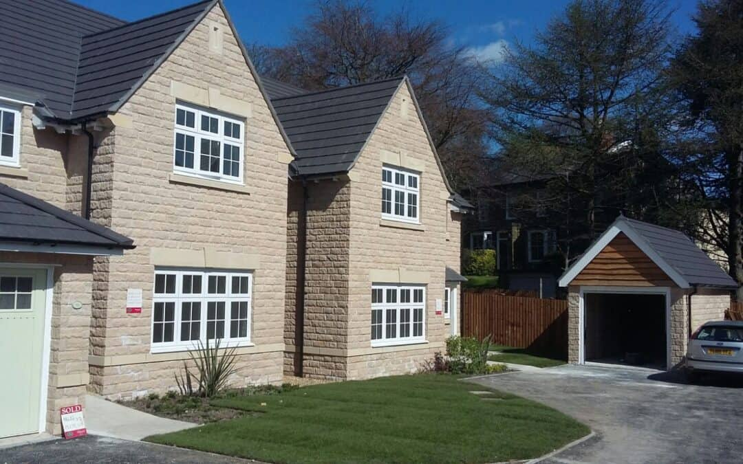 Kinlan Brickwork Ltd awarded Redrow contract