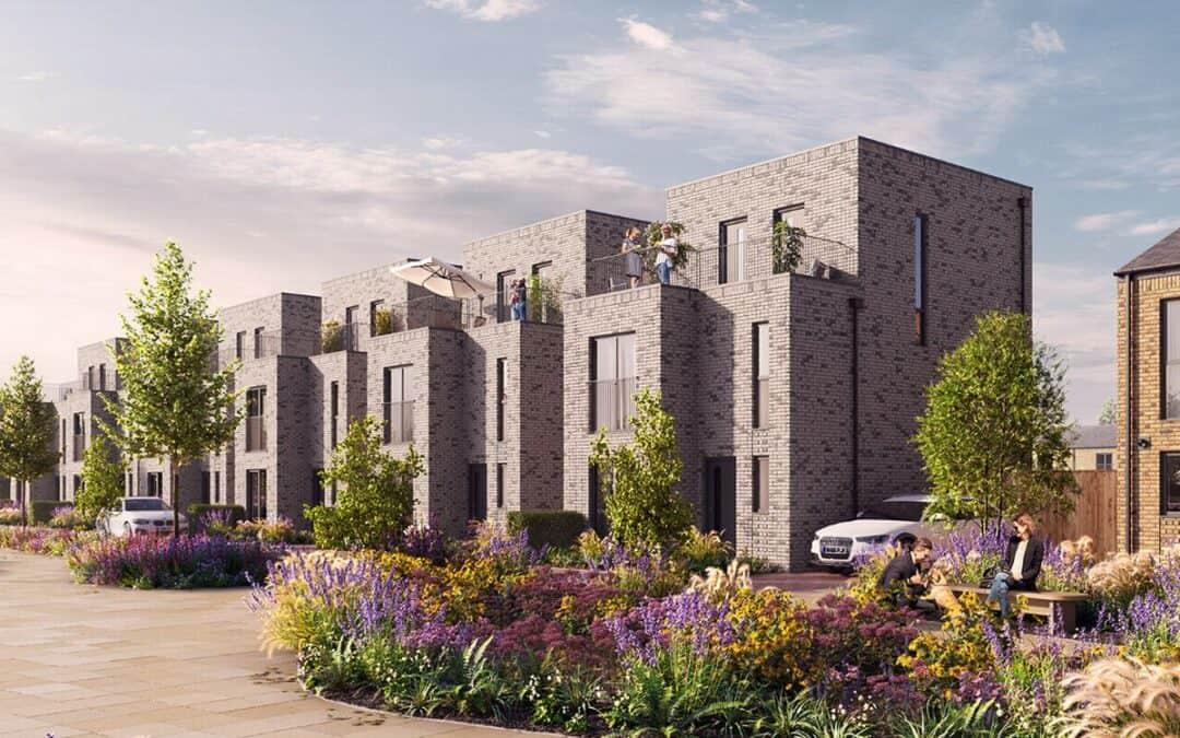 Kinlan secure Castle Irwell development