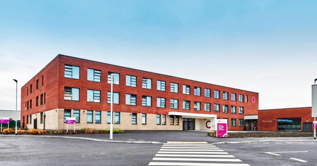 Kinlan secure two schools in one
