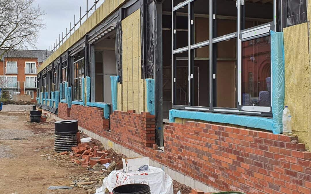 Progress being made at North Hulme School